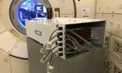 HPE prueba un año el superordenador Spaceborne Computer en la Estación Espacial Internacional