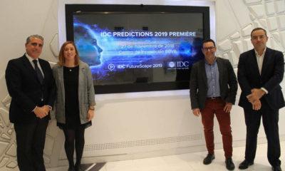 Estas son las predicciones tecnológicas de IDC para España de 2019 a 2024
