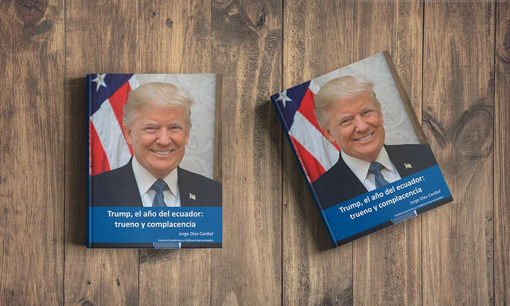 Libro Trump Jorge Diaz-Cardiel