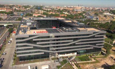 Vodafone España ingresa 2.421 millones en el primer semestre fiscal de 2018, un 3,2% menos