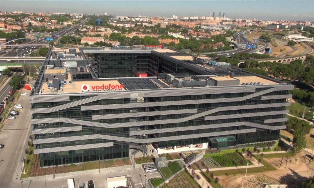 Vodafone España presenta un ERE