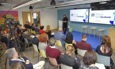 Zone from Facebook, un nuevo espacio de formación en competencias digitales en Madrid