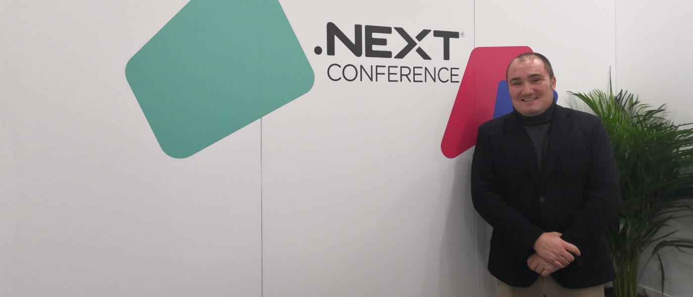 Nutanix NEXT Entrevista Iván Menéndez