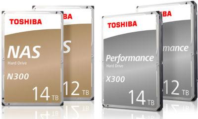 discos duros Toshiba