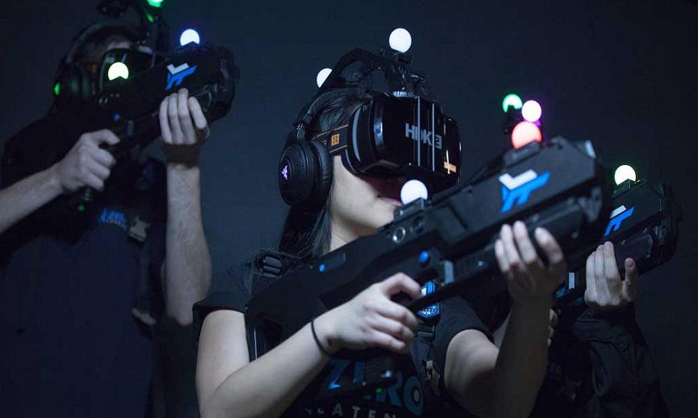 Realidad Virtual de muchos quilates