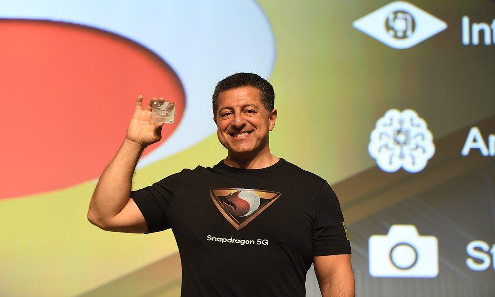 Qualcomm abre la puerta al 5G en móviles en 2019 con su nuevo procesador Snapdragon 855
