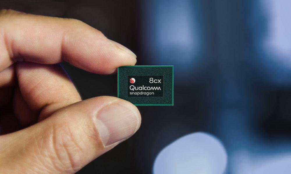 Qualcomm presenta su chip Snapdragon 8cx, el primero de 7 nanómetros para PC