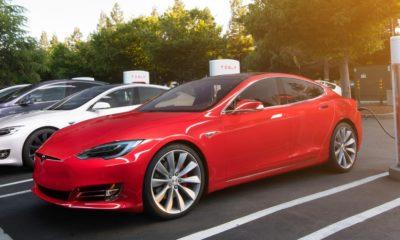 La red de supercargadores de Tesla cubrirá toda Europa en 2019