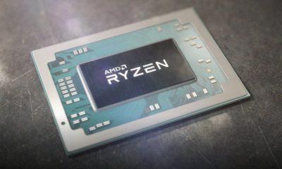 AMD renueva sus procesadores Ryzen para portátiles con nuevos modelos de 12 nanómetros