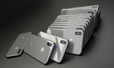 Apple rebaja previsiones para el primer trimestre fiscal de 2019 por la bajada de ventas del iPhone