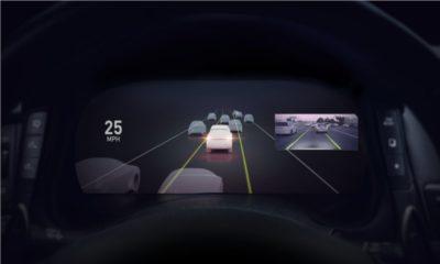 Nvidia presenta en el CES su sistema de conducción autónoma Drive AutoPilot