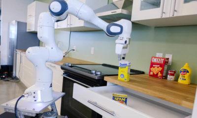 Nvidia abre un laboratorio de robótica en Seattle