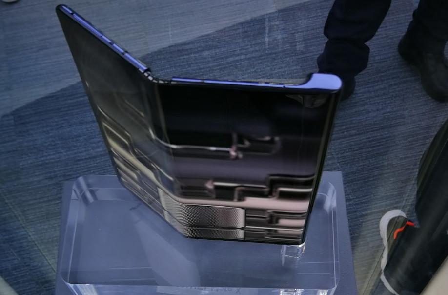 Dispositivos 5G y plegables