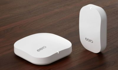 Amazon compra eero, startup fabricante de dispositivos para redes WiFi domésticas