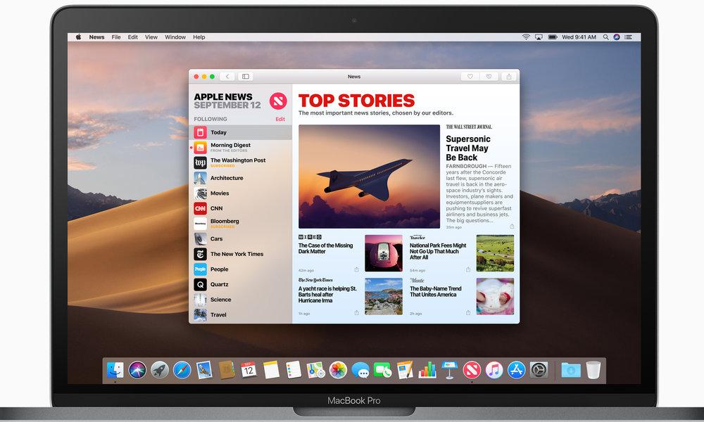 Apple prepara un servicio de suscripción a noticias y quiere quedarse el 50% de sus ingresos
