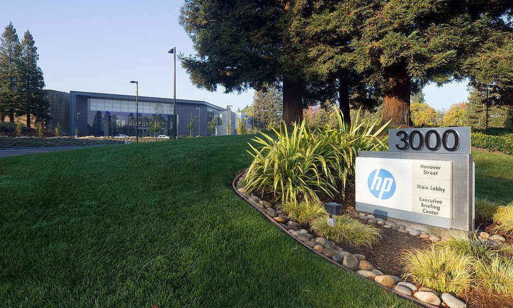 HP registra un ligero aumento en los ingresos de la venta de equipos personales