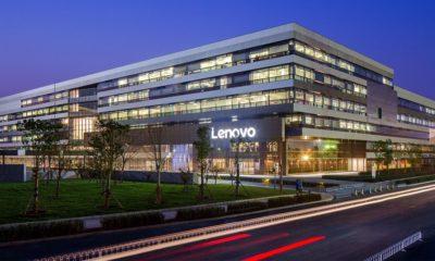 Oficinas de Lenovo