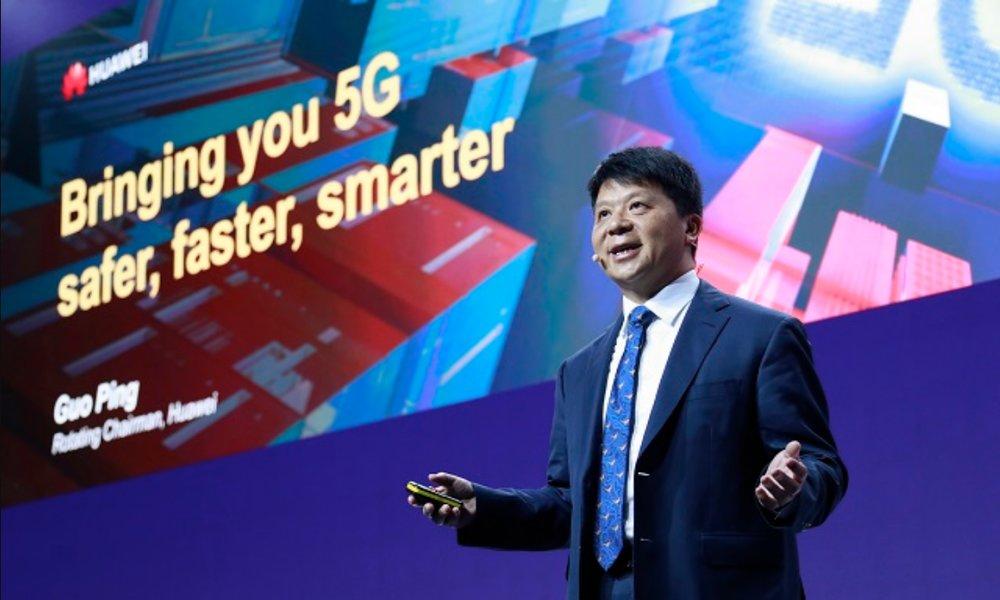 Huawei y Orange 5G