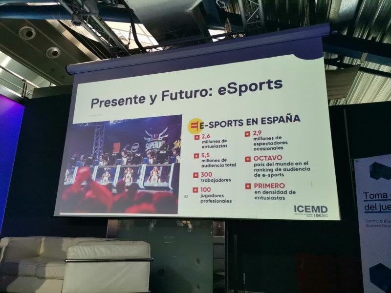 Enrique Benayas ICEMD Programa Gaming & eSports Business Development Industria