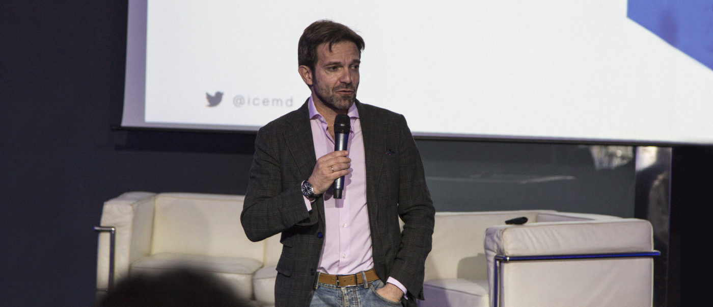 Enrique Benayas ICEMD Programa Gaming & eSports Business Development