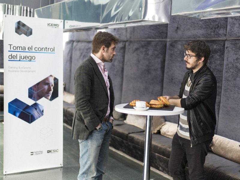 Enrique Benayas ICEMD Programa Gaming & eSports Business Entrevista