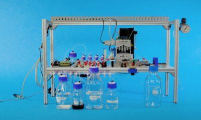 Microsoft consigue almacenar información digital en un sistema de ADN