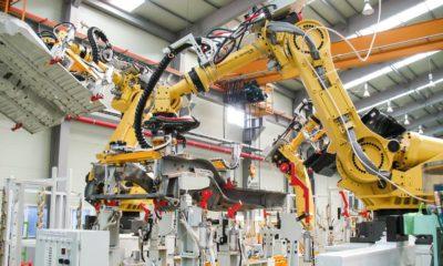 robots instalados