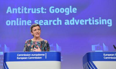 Otra multa de la UE a Google: 1.490 millones de euros por prácticas publicitarias abusivas en AdSense