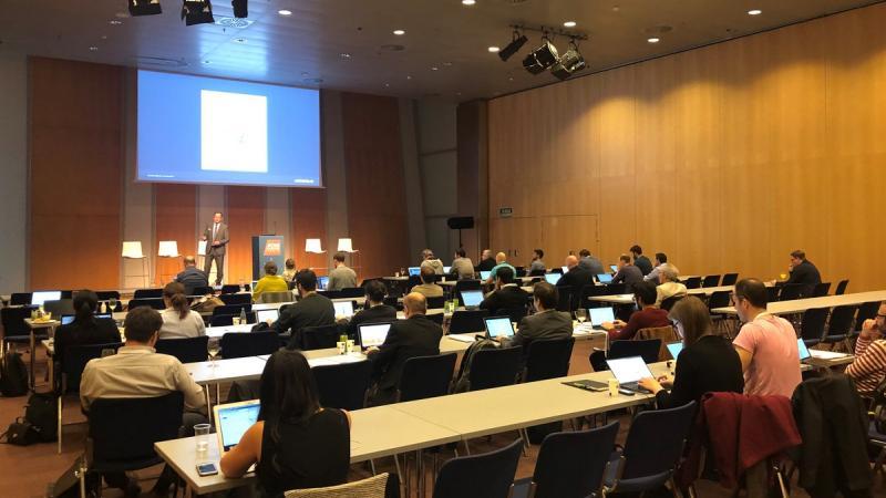 DataWorks Summit Barcelona