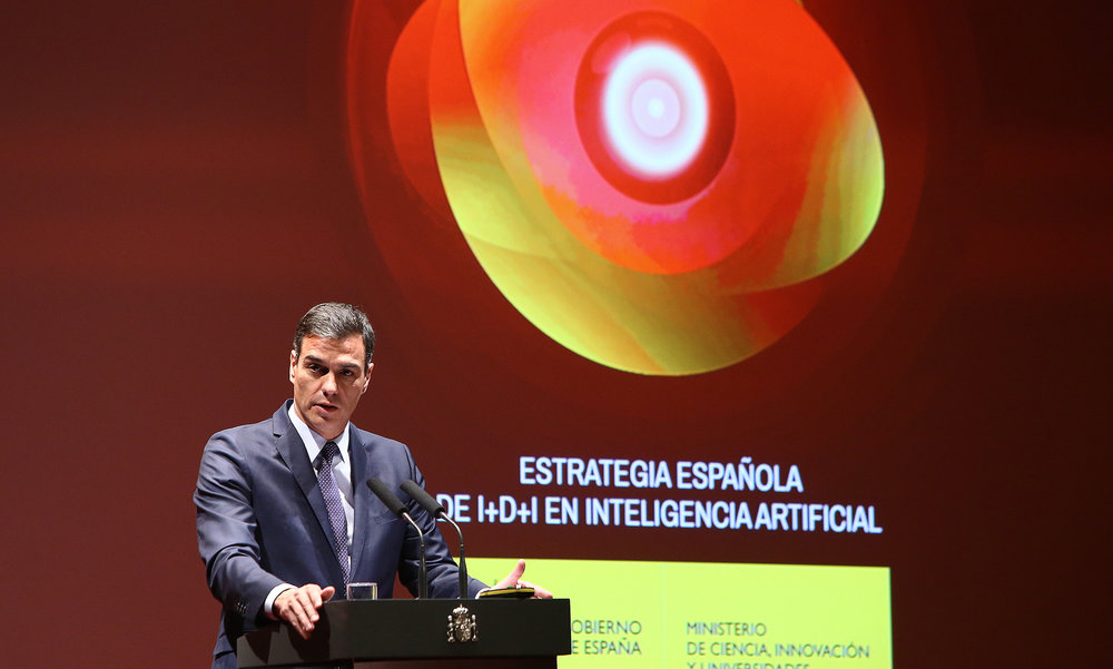 Presentada la Estrategia Nacional de Inteligencia Artificial, que elaborarán 11 ministeriosPresentada la Estrategia Nacional de Inteligencia Artificial, que elaborarán 11 ministerios