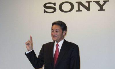Kaz Hirai, Presidente de Sony, anuncia su retirada