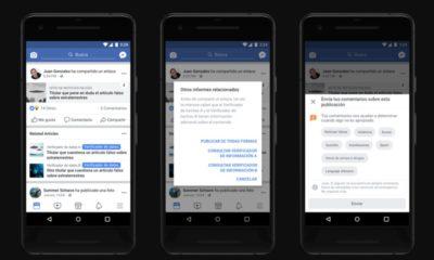 El programa de verificadores externos de datos de Facebook llega a España