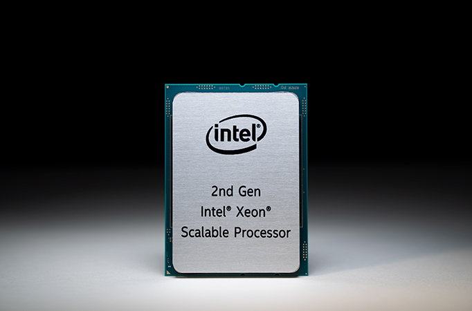 procesadores escalables Intel Xeon