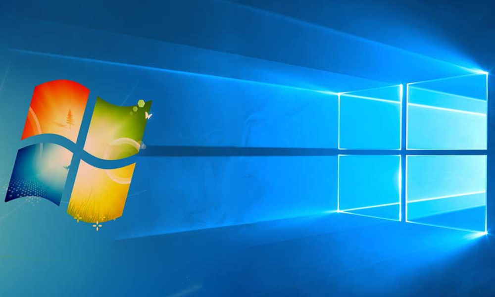 Windows 7 migraciones
