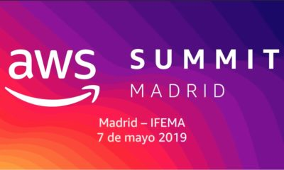 AWS Summit Madrid 2019: vuelve el evento de Amazon dedicado a la nube