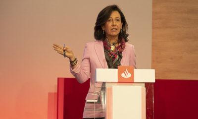 Banco Santander invertirá 20.000 millones en transformación digital para frenar a las tecnológicas