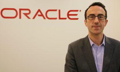 Eduardo Martínez, Oracle