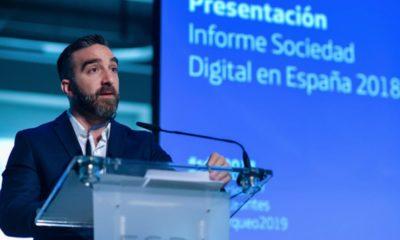 La Sociedad Digital en España 2018: fibra en el 71% de los hogares y 65 ciudades inteligentes