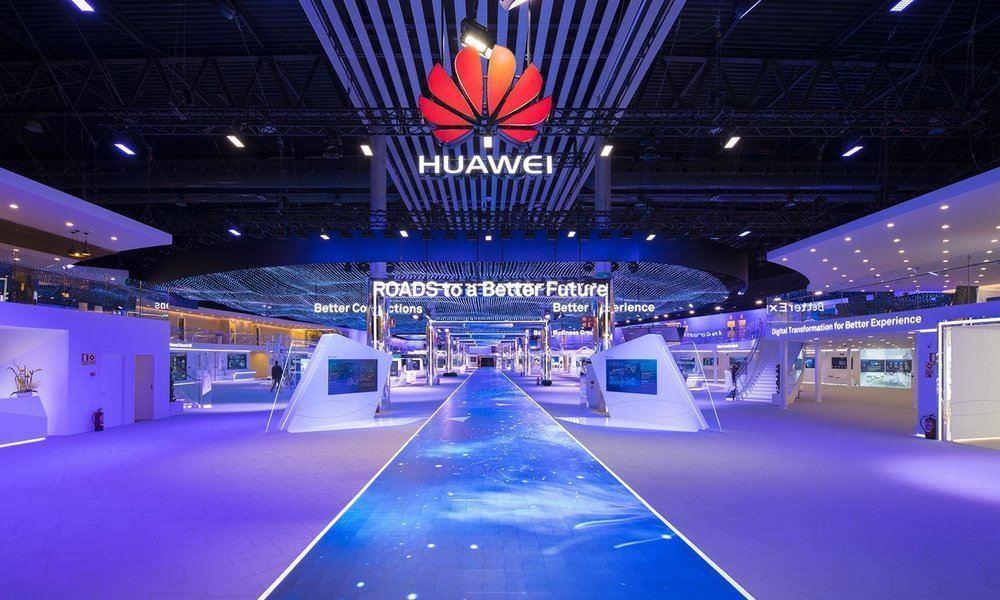 Espacio Huawei en Madrid