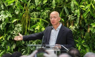 Jeff Bezos se queda con el 75% de sus acciones de Amazon tras acordar su divorcio