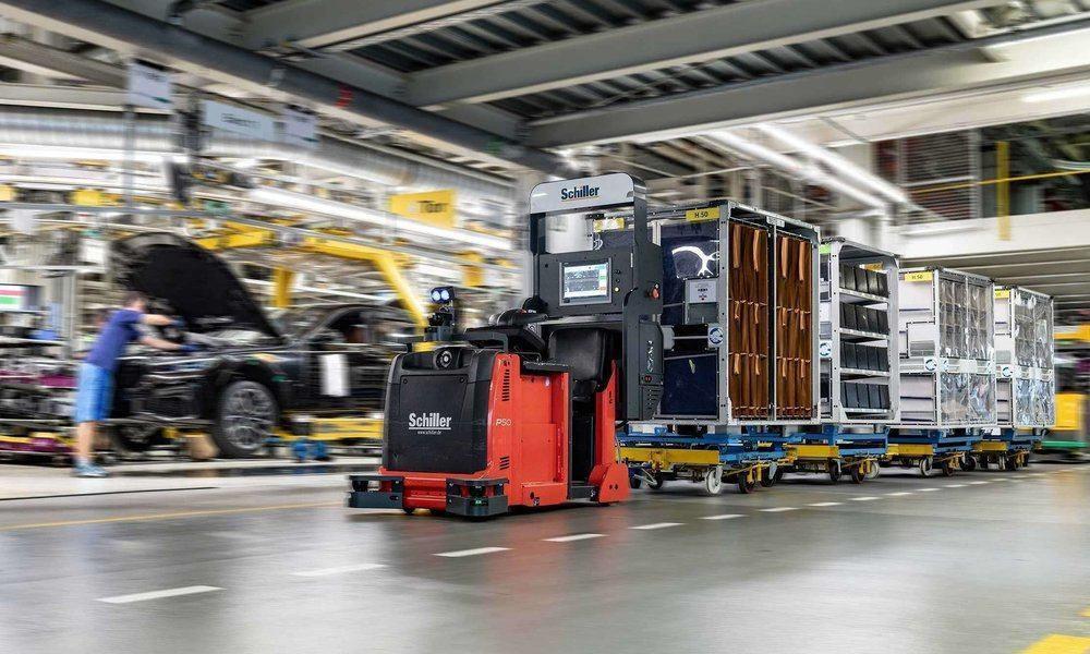 Microsoft y BMW lanzan una plataforma de manufactura abierta