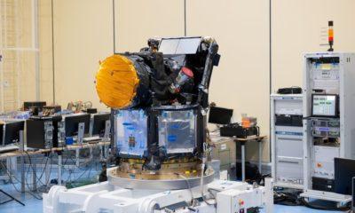 El satélite de fabricación española Cheops ya está listo para analizar exoplanetas