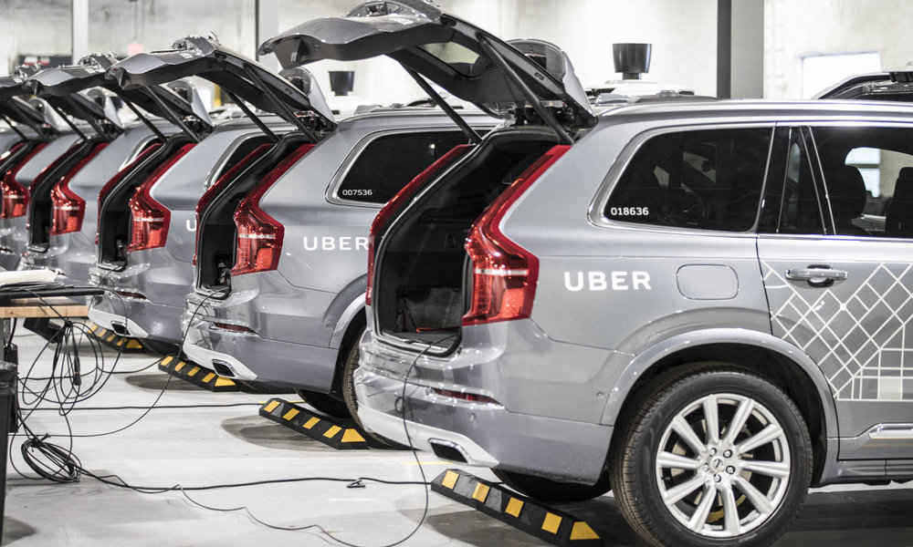 Uber solicita formalmente su salida a bolsa
