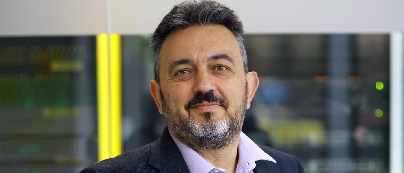 """Gregorio Fernández: """"Contamos con metodologías, procesos y herramientas específicas para el desarrollo de la Sala de TI"""""""