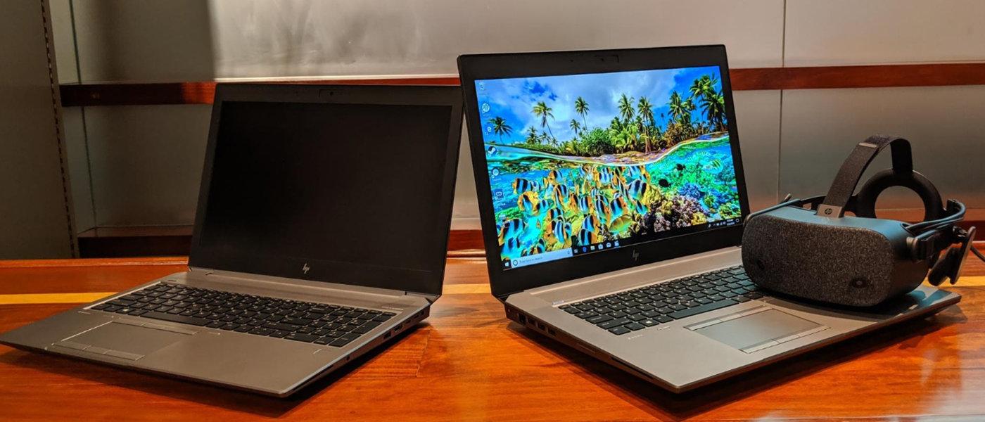 HP en Computex 2019