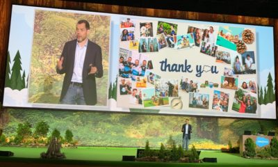 Salesforce celebra en Madrid su evento Basecamp 2019