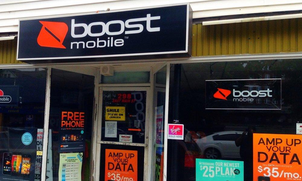 Amazon medita entrar en el sector de la telefonía comprando Boost a Sprint y T-Mobile