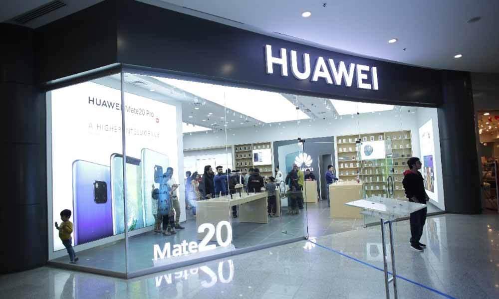 ventas de smartphones Huawei