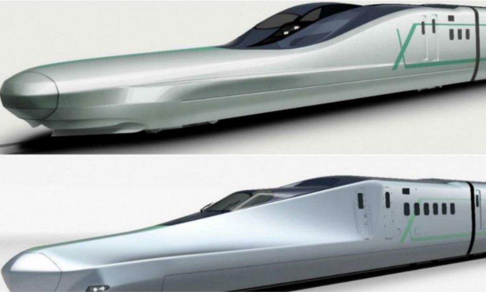 Japón comienza las pruebas de su tren bala Alfa-X, el más rápido del mundo