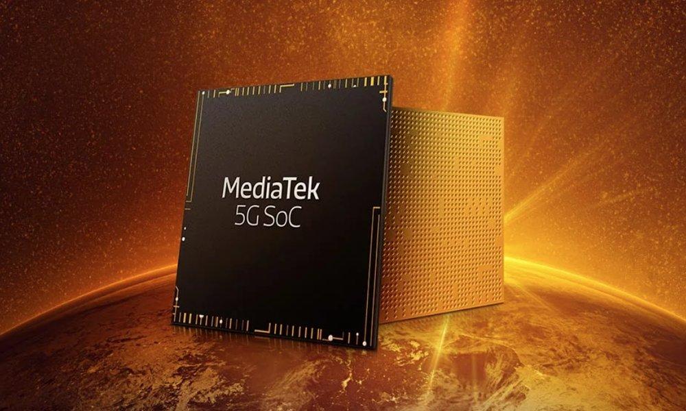 MediaTek presenta su nuevo chipset 5G para smartphones Integrated 5G SoC